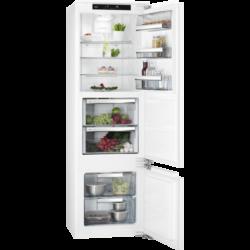 AEG SCE81816ZF beépíthető hűtő alulfagyasztós