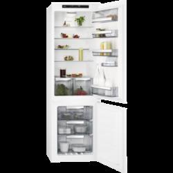 AEG SCE81826TS beépíthető hűtő alulfagyasztós NF