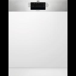 AEG FEB52600ZM beépíthető mosogatógép 60 cm kezelőpaneles