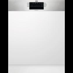 AEG FEE53600ZM beépíthető mosogatógép 60 cm kezelőpaneles