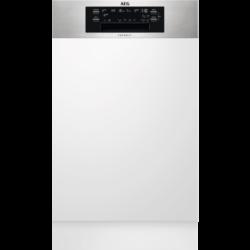 AEG FEE62400PM beépíthető mosogatógép 45 cm kezelőpaneles