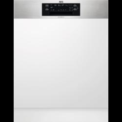 AEG FEE62700PM beépíthető mosogatógép 60 cm kezelőpaneles, 15 teríték, AirDry, 6 program, A++