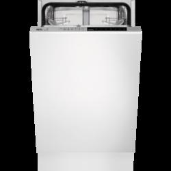 AEG FSE83400P beépíthető mosogatógép 45 cm integrált, 9 teríték, AirDry, 7 program, A+++