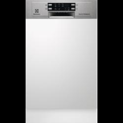 Electrolux ESI4501LOX beépíthető mosogatógép 45 cm kezelőpaneles