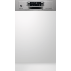 Electrolux ESI4621LOX beépíthető mosogatógép 45 cm kezelőpaneles
