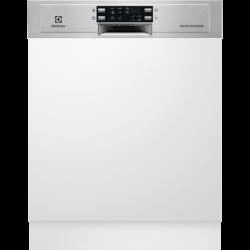 Electrolux ESI8550ROX beépíthető mosogatógép, 60 cm kezelőpaneles, 13 teríték, AirDry, 6 program, A+++